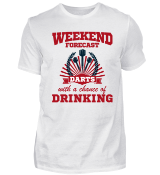 Darts with a chance of drinking Gift