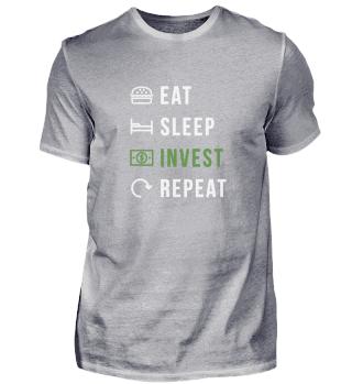 EAT SLEEP INVEST REPEAT, Börse