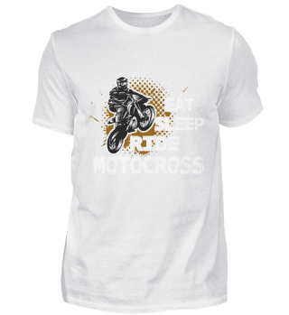 eat sleep ride motocross