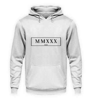 Hoodie MMXXX 2030