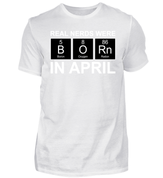 Periodic Elements - BORN april black