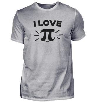 I love math teacher nerd gift