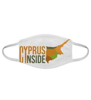CYPRUS INSIDE face mask