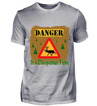 Danger Christmas Time