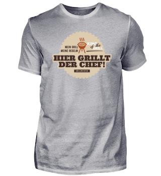 GRILLMEISTER - HIER GRILLT DER CHEF! v43