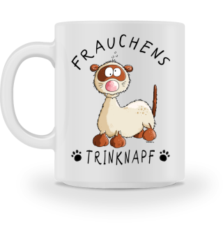 Frettchen Frauchens Trinknapf MODARTIS
