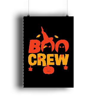 Halloween Boo Crew