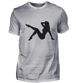 Pin up Girl T-Shirt