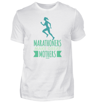 Marathon Sports mother Mama Gift