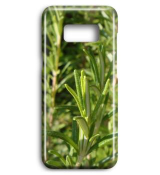 Rosmarin Symbol des Lebens Rosemary Smartphone Hülle