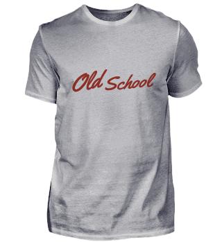 Retro Vintage Old School