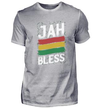 Reggae Rasta Jah Bless Rastafari