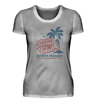 Miami Beach Club - Organic