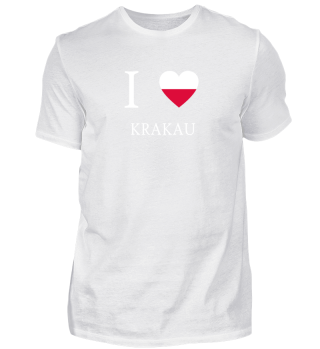 I Love - Polen - Krakau