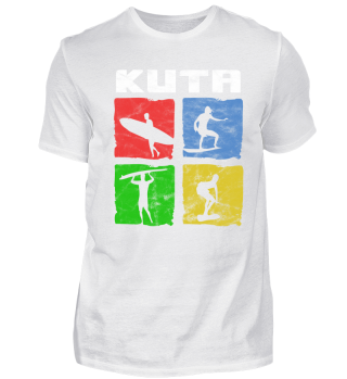 Kuta Surfing Hotspot Surfer Design