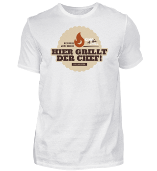 GRILLMEISTER - HIER GRILLT DER CHEF! #44B