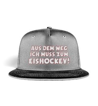 Muss zum Eishockey!