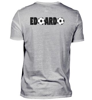 Edoardo Name Vorname Junge Geschenk
