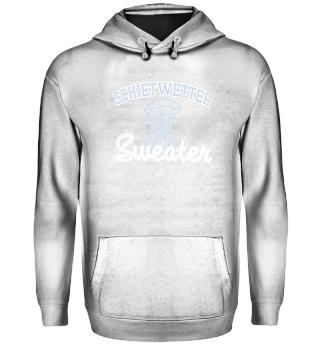 Schietwetter Sweater 2 Hoodie Unisex