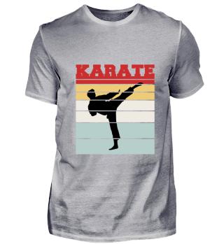 Vintage Karate Team Tshirt