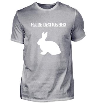 Folge dem weißen Kaninchen - Matrix