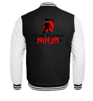 One Punch Ninja - Damen & Kids