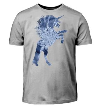 Einhorn Eisblume