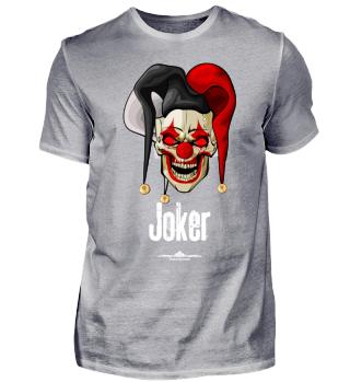 Joker - Partner- od. Singleshirt