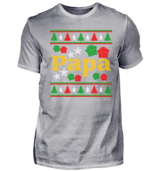 Ugly Christmas - Papa