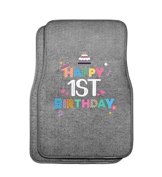 Happy Birthday 1st birthday