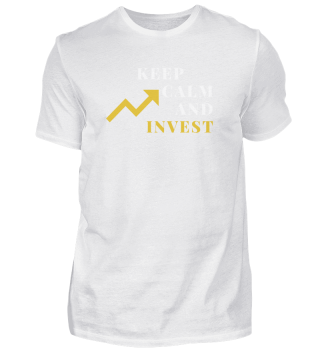 Keep Calm And Invest