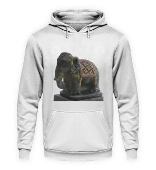 edler elefant stein