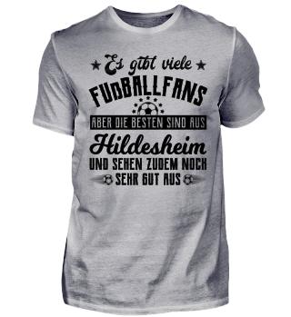 Fußball T-Shirt - Hildesheim