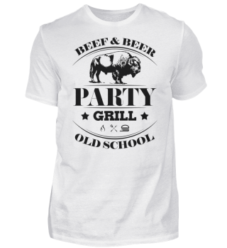 ☛ Partygrill - Old School - Beef #3S