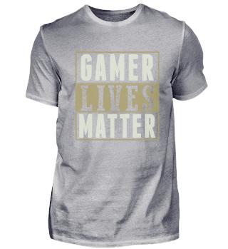 Gaming Spieler Leben zählen Cooles