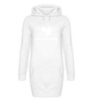 AH Digital Hoodie Dress