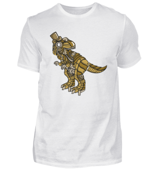 ☛ Steampunk T Rex #20.1
