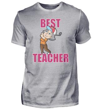 Golf teacher granny wife mom mom sports