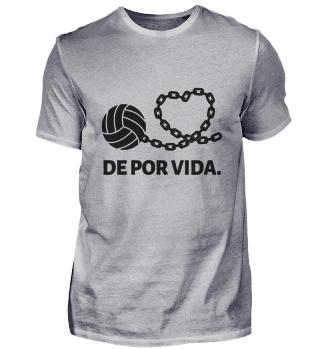 Volleyball - lebenslänglich (spanisch)