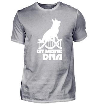 Schäferhund ist meine DNA Hundefreund
