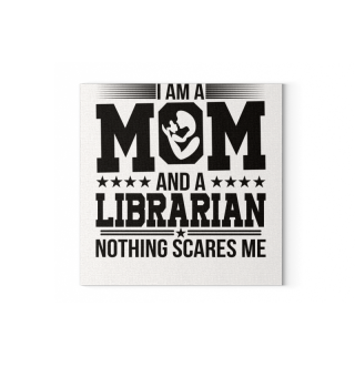 Librarian mom
