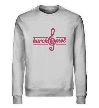 hurch@mol - Premium Unisex Sweater