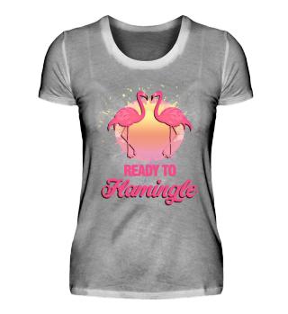 Nice, Funny Flamingo Shirt - Gift Idea