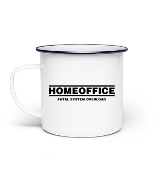 ☛ HOMEOFFiCE #1.8S - FATAL SYSTEM OVERLOAD