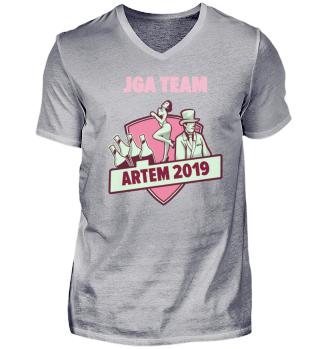 JGA Team Artem 2019