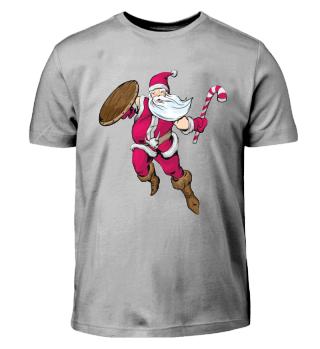 Wikinger Santa Walhalla Geschenk