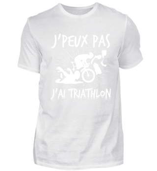 J'peux pas J'ai Triathlon Sports