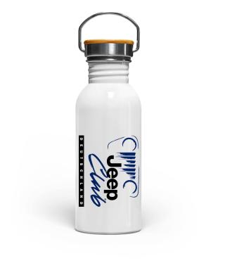 JCD Trinkflasche - Logo