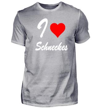 I Love Schneckes.