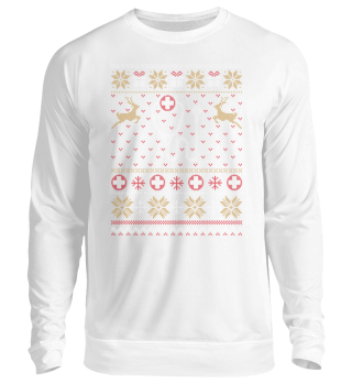 Arzt Ugly Christmas sweater